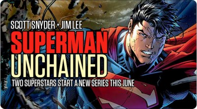 New Superman Series Unleashes a Heroic Summer