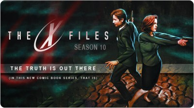 Chris Carter Debuts X-Files Season 10 This Summer