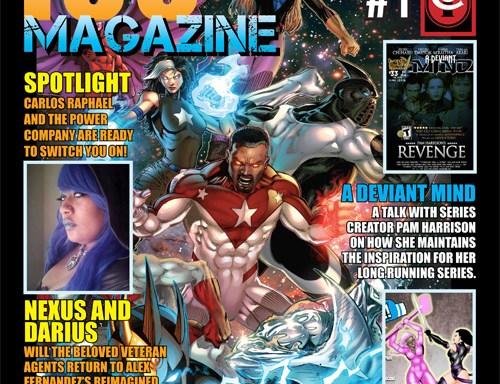 ICC Magazine #1 (Buy Direct)