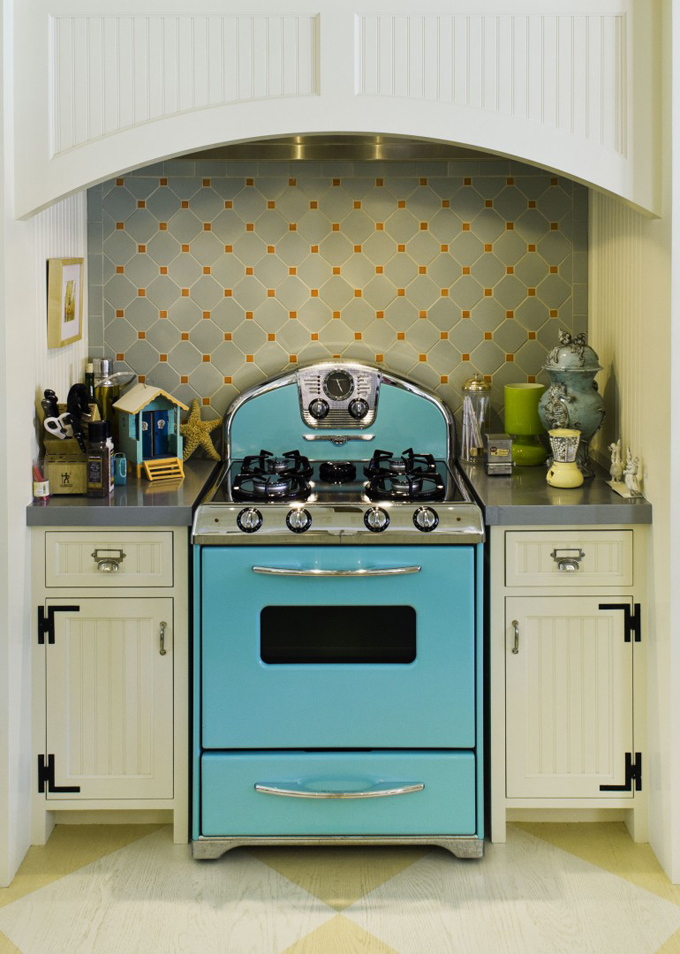 Turquoise Appliances House Of Turquoise