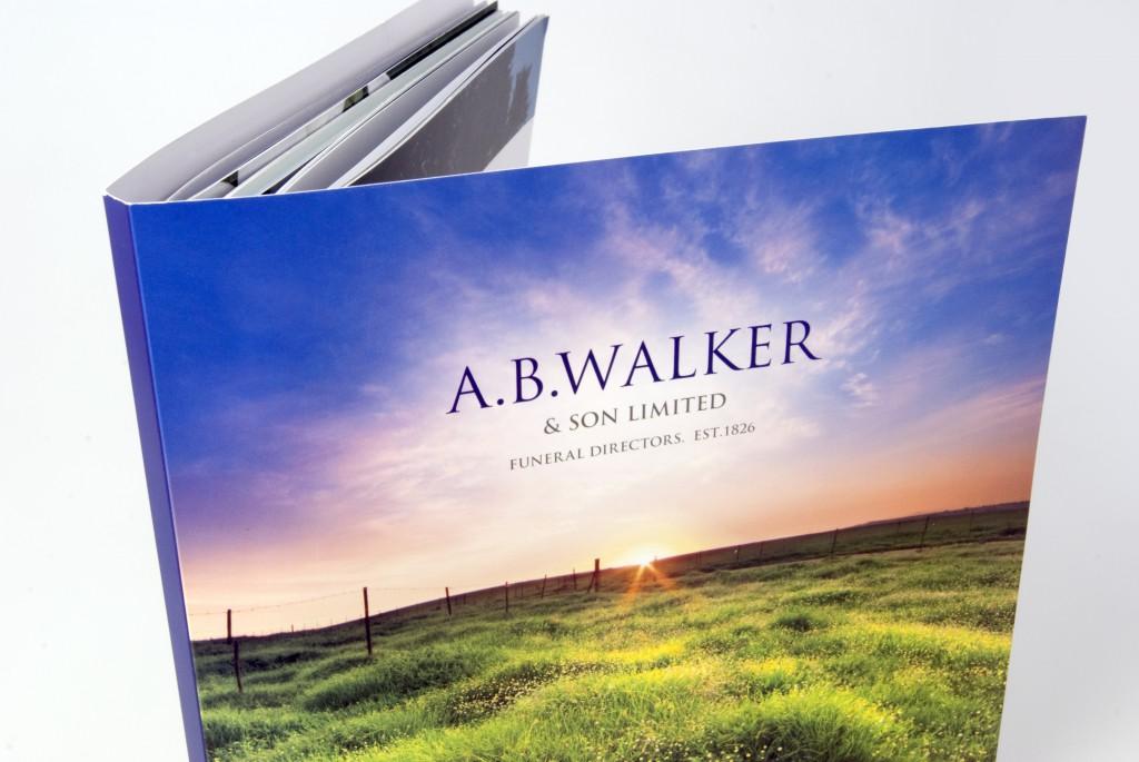 AB Walker Brochure Cover