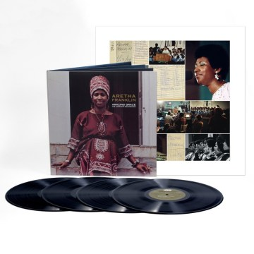 Aretha Franklin – Amazing Grace The Complete Recordings