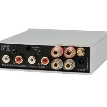 Pro-Ject Stereo Box S2 BT Integrated Amplifier with Bluetooth in silver