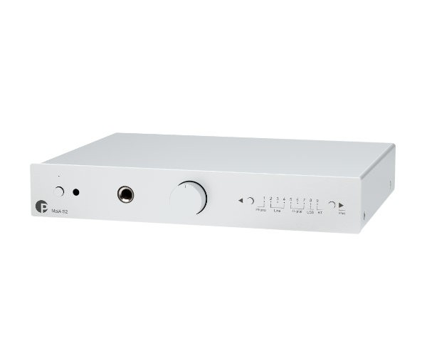 Pro-Ject MaiA S2 Integrated Amplifier in silver