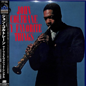 john coltrane ‎– giant steps japanese vinyl