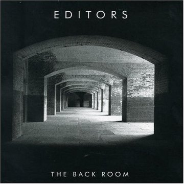 editors the back room vinyl