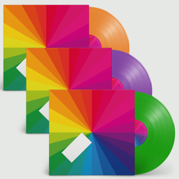 Jamie xx ‎– In Colour vinyl