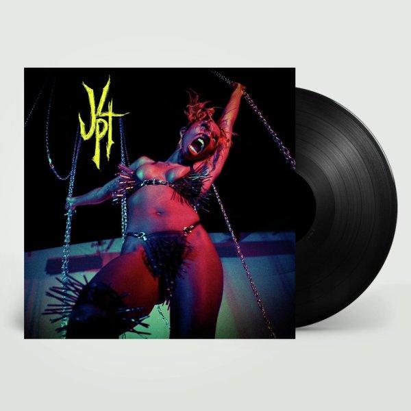 Junglepussy – Jp4 vinyl