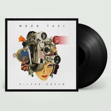 Moon Taxi - Silver Dream vinyl
