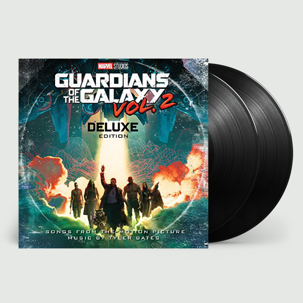Guardians Of The Galaxy Vol. 2 - Ost (Deluxe Vinyl Edition)