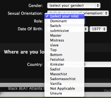 FetLife: A New User's Guide part 1 (4/5)