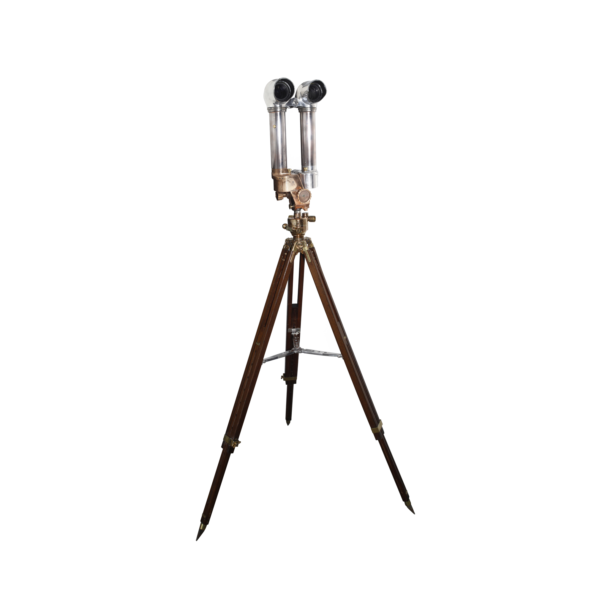 American Wwii Stereoscopic Trench Telescope