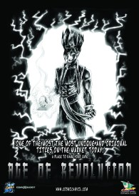Age of Revolution Promotional Poster