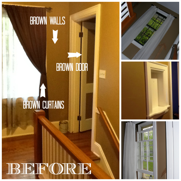Hallway Makeover Final Reveal Houseologie