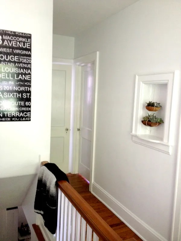 Hallway Makeover Reveal 8