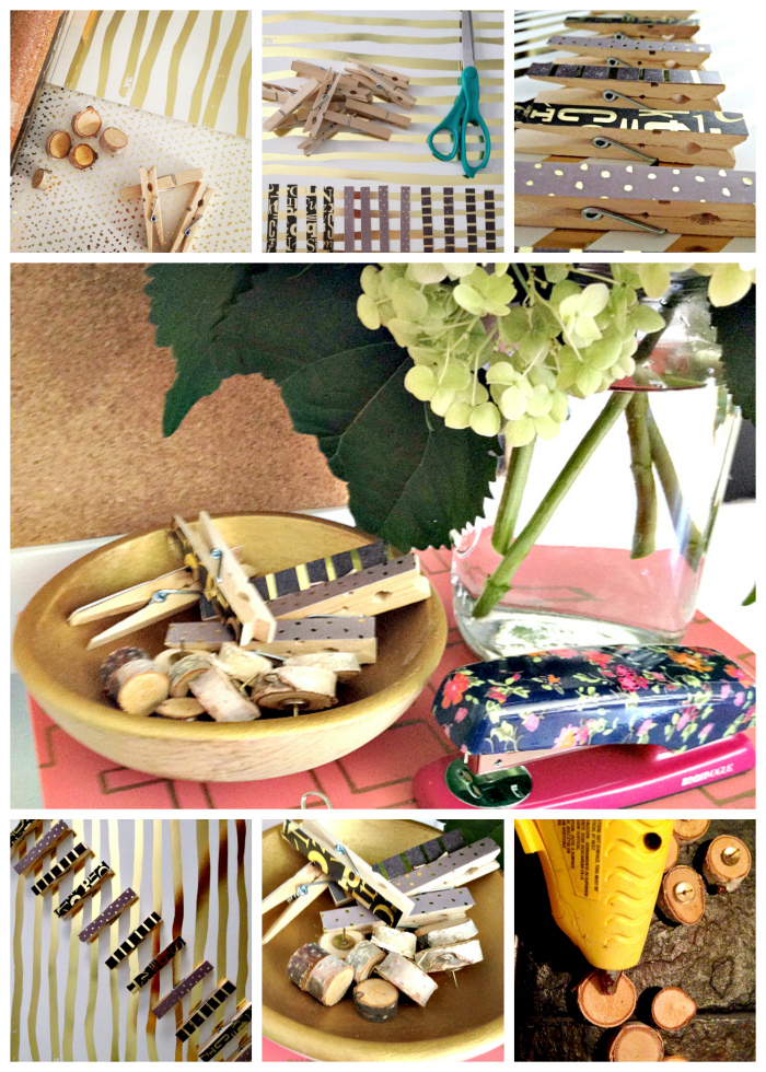 Rustic Glam BB Accessories Collage