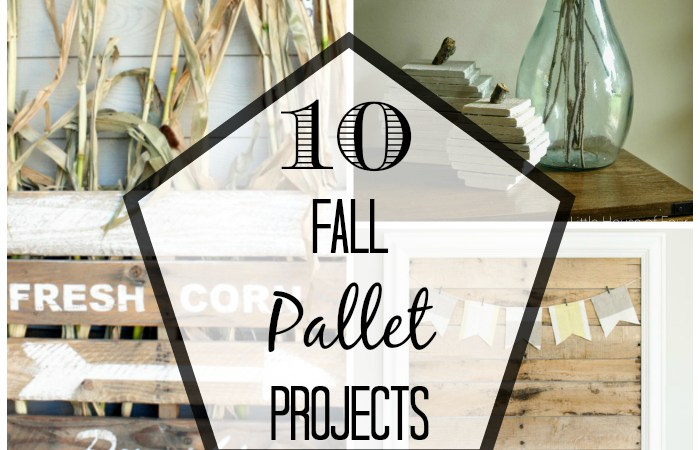 Fall Friday Finds – Fall Themed Pallet Decor
