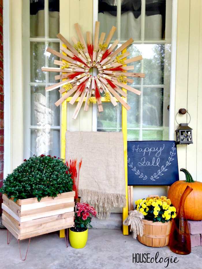 Fall Front Porch 1