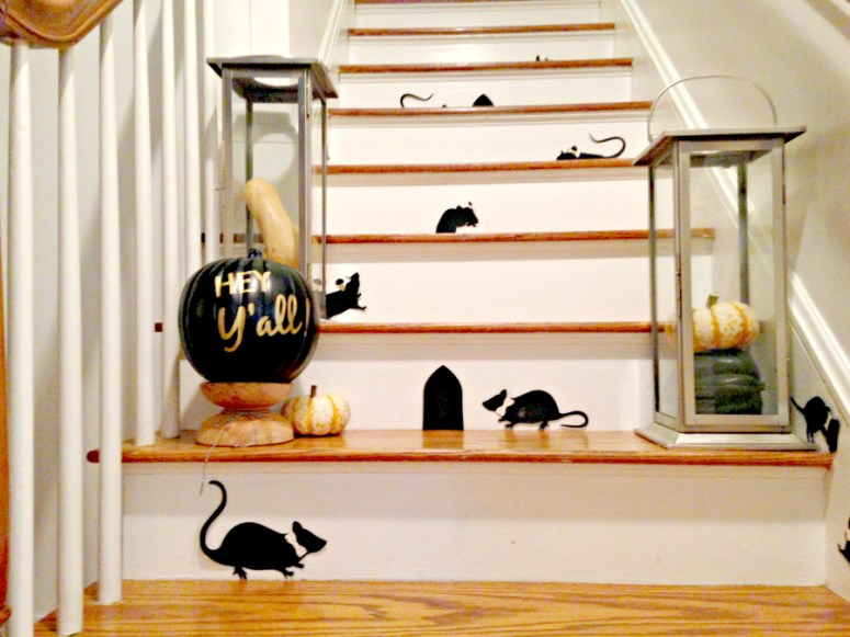 Mice on the Stairs 2