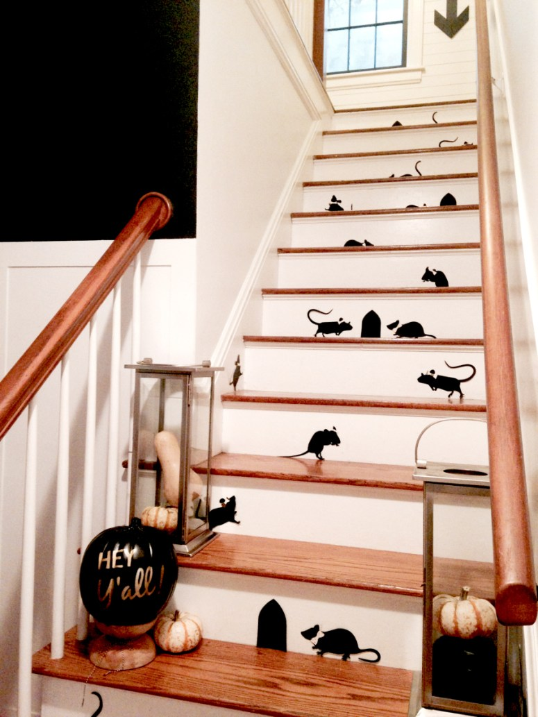 Mice on the Stairs 4