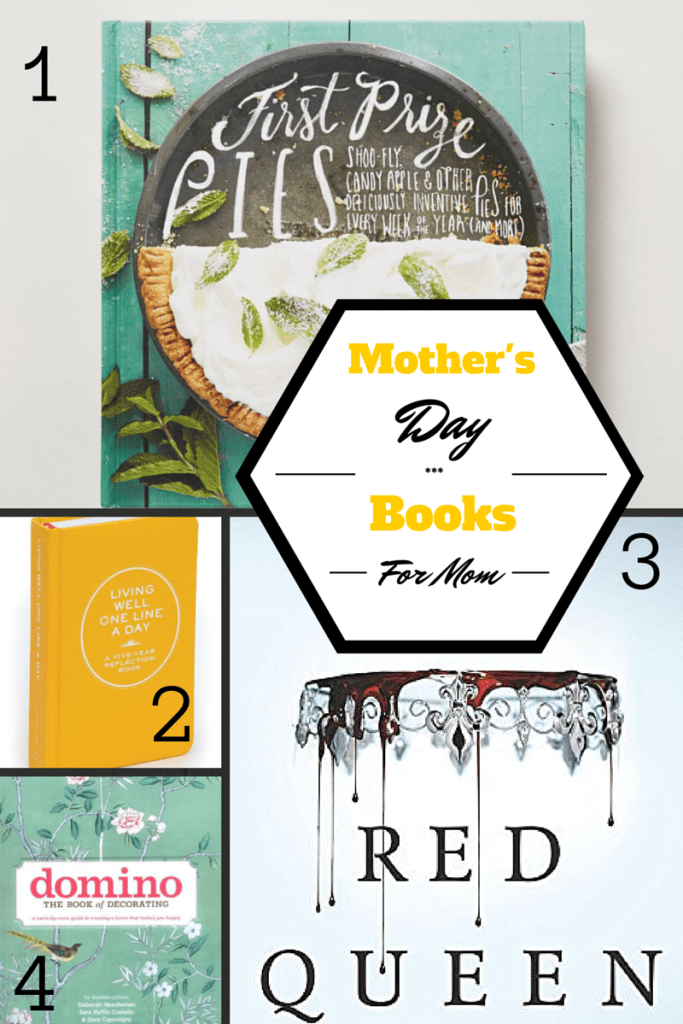 Mother's Day Books for Mom