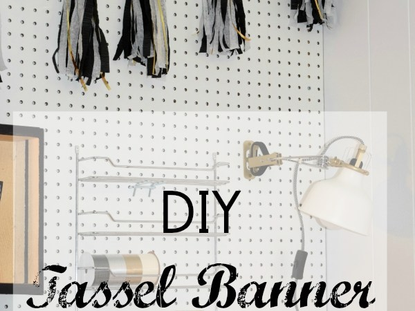 Make your Own Tassel Garland in any color you want!!