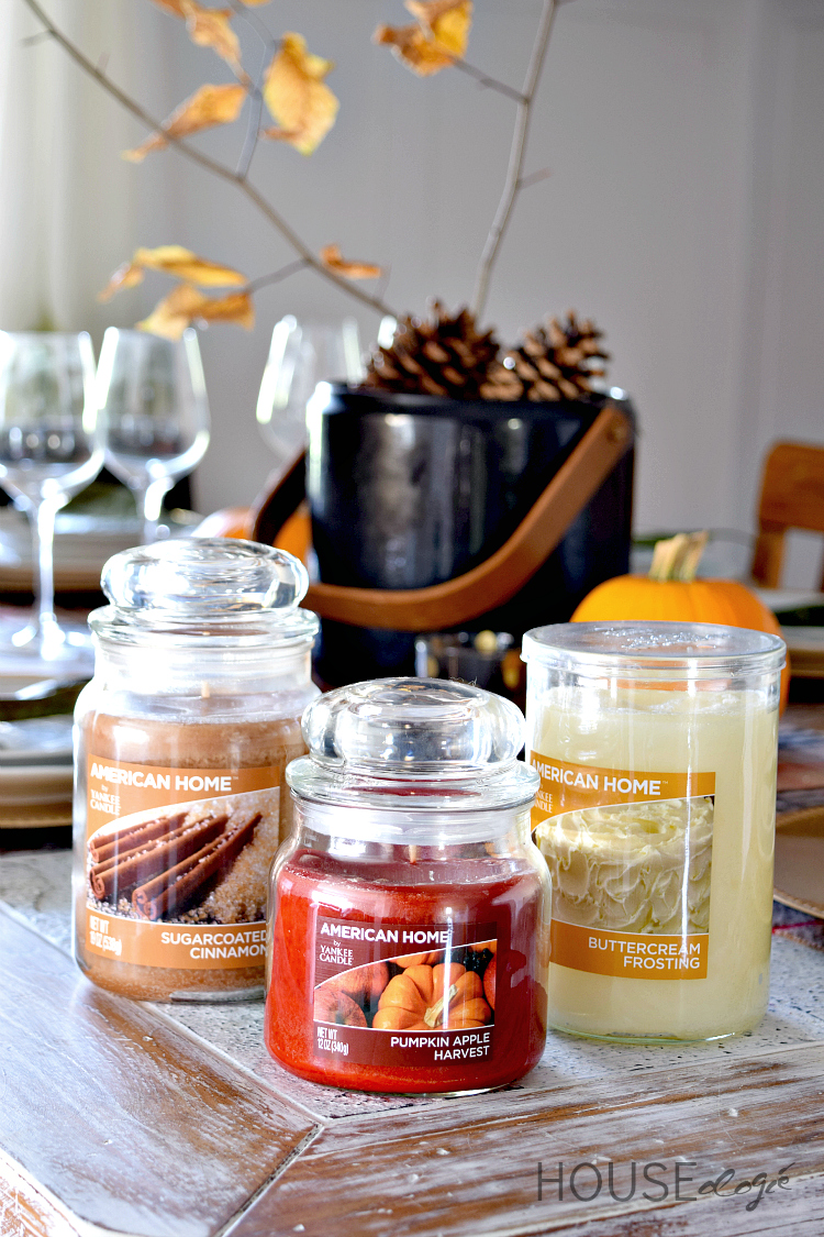 American Home Yankee Candle for Walmart