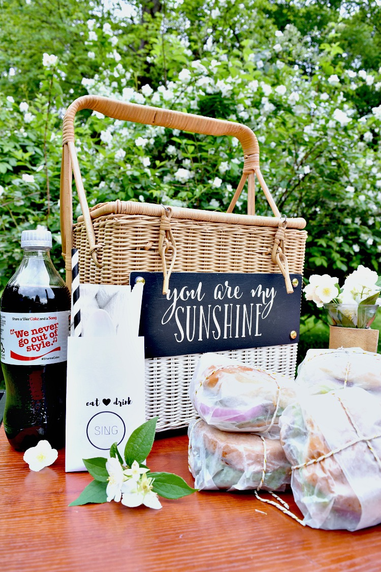 Create the Perfect Picnic and make some memories with your friends and family!