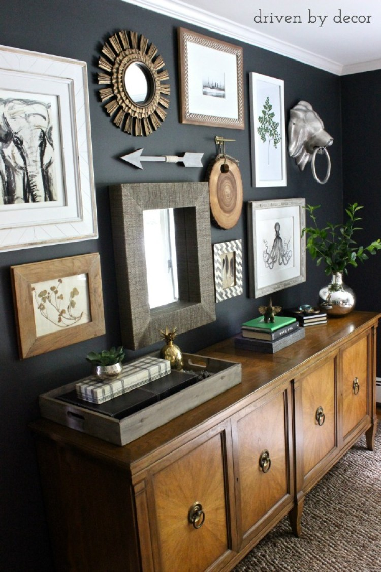 Driven-by-Decor-Home-office-art-wall