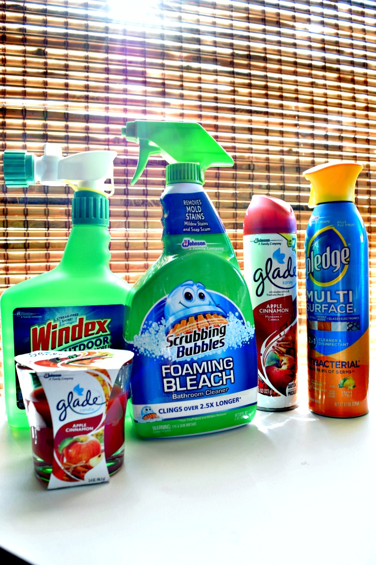 S.C. Johnson Brand Cleaning Products