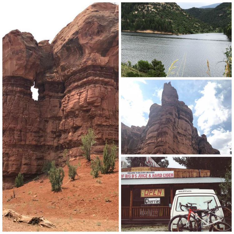 Colorado Adventure Collage