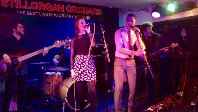 house-party-band-stillorgan-orchard