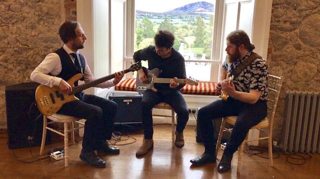 Our Guitar Trio