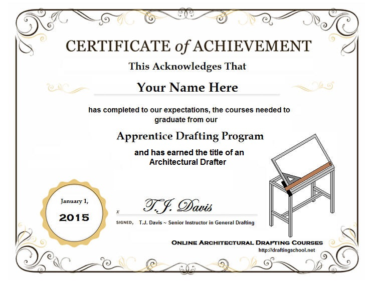 Certificate Achievement: Https://i2.wp.com/houseplandrafting.us/hpdsite/