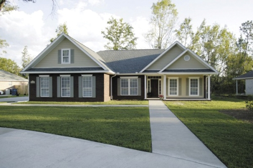 Features For Popular One-Story Homes