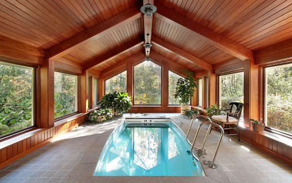 Design Tips For Indoor Swimming Pools