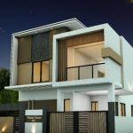 30x40 house elevation designs