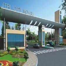 MAIN GATE DESIGN FOR LAYOUT DESIGN WORKS AT TUMKUR