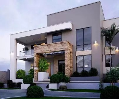 60x40 house elevation