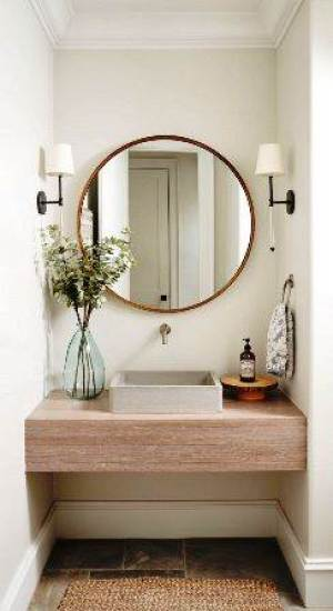 Beautiful sink design for house