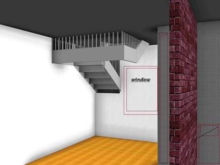 20x40 house basic interior concept