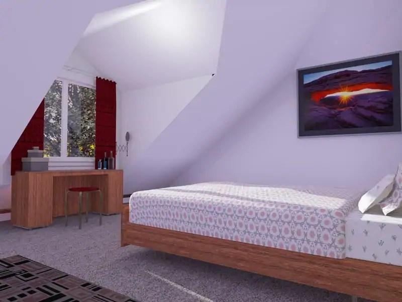 dormer bungalow houseplans