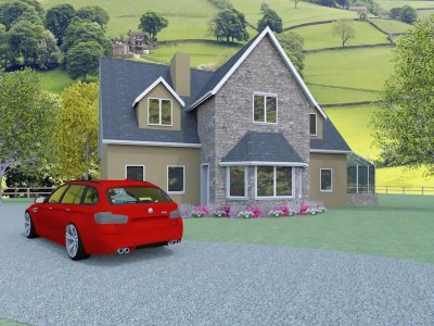 detached house plans