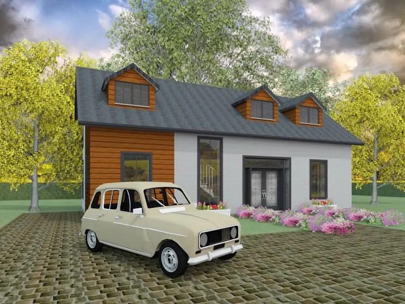 rural house designs