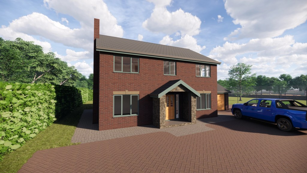 Powys Planning Application Approved