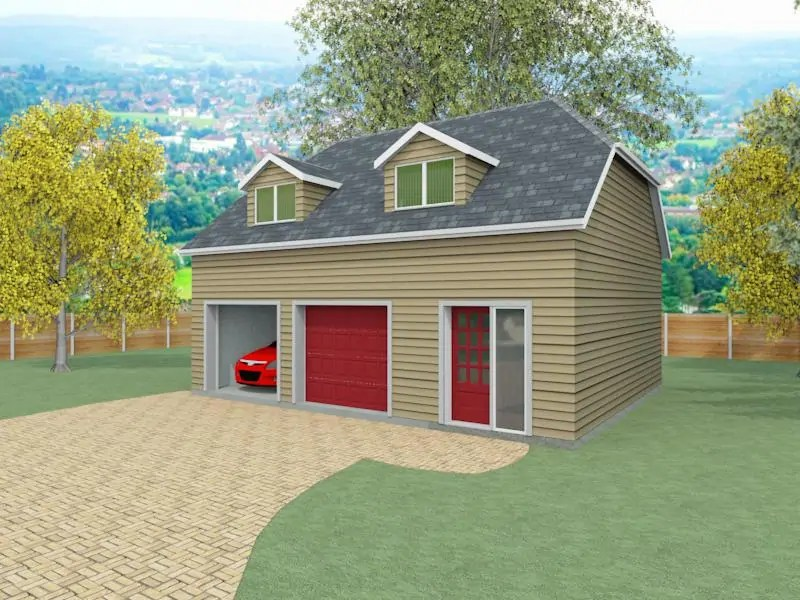 granny annexe plans with double garage the arundel