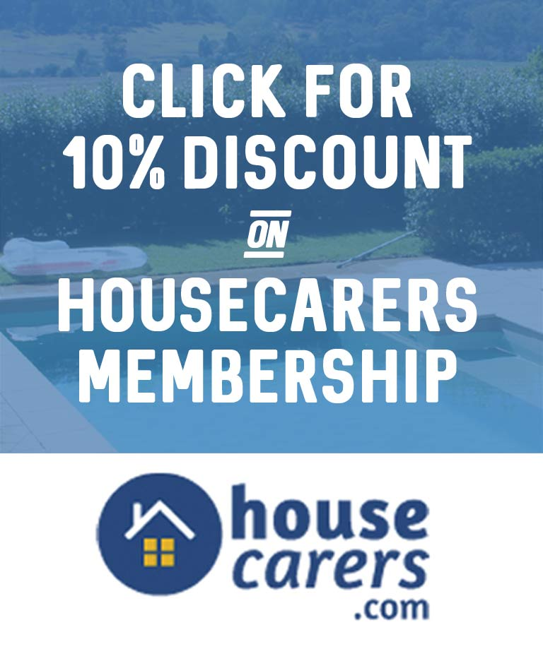 House Carers Discount