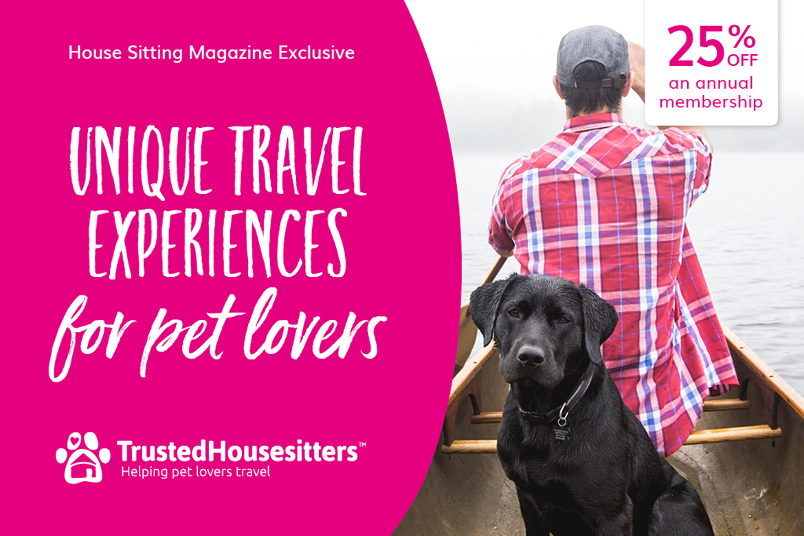 Visit Trusted Housesitters to discover more