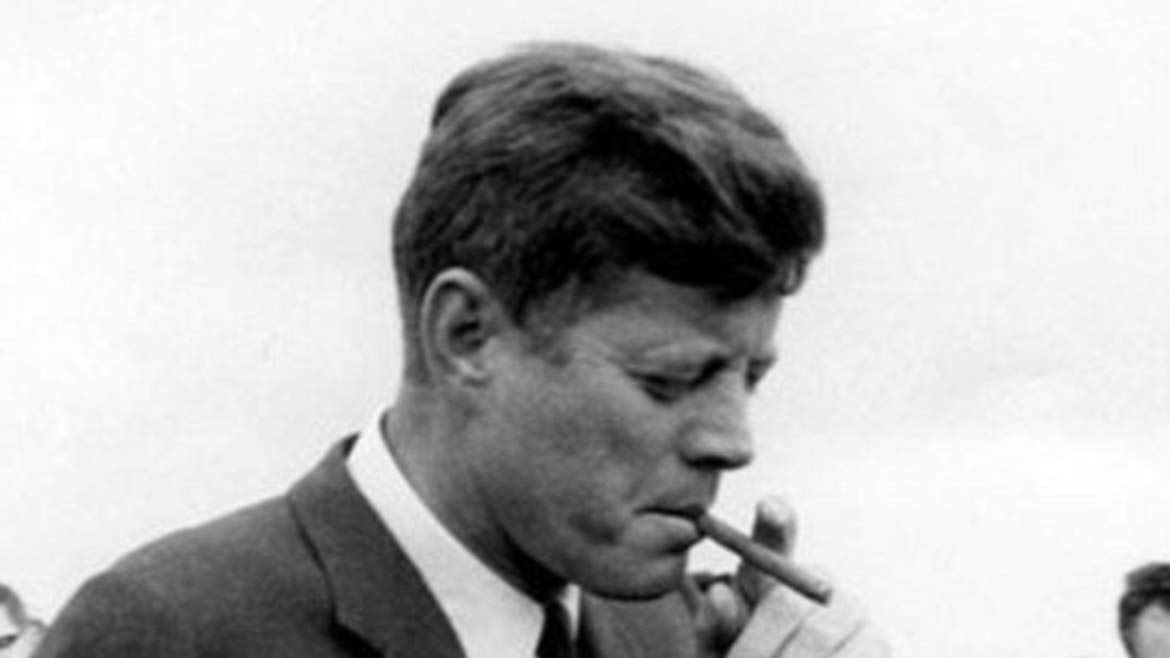 JFK-cuban-cigar