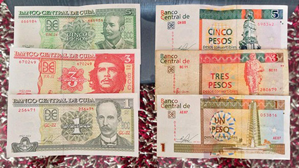 One country, two currencies